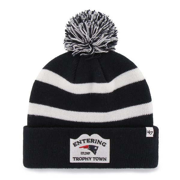 '47 Trophy Town Breakaway Knit-Navy
