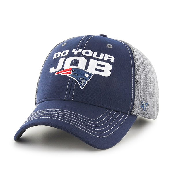 '47 Brand Do Your Job Cooler Cap-Navy/Gray