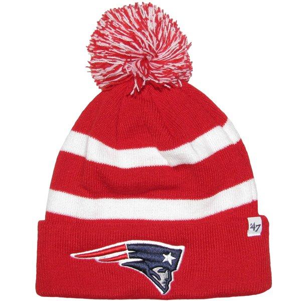 '47 Brand Breakaway Knit Hat-Red