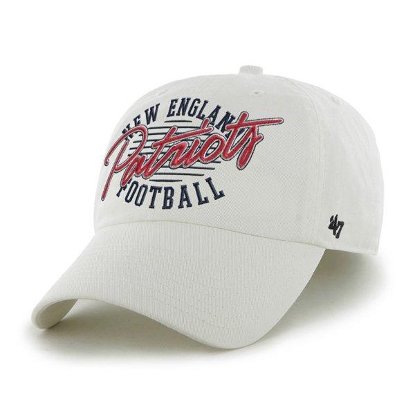'47 Brand Stokes Cap-White