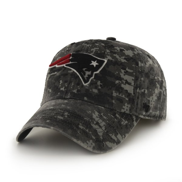 '47 Brand Stronghold Clean Up Cap-Camo