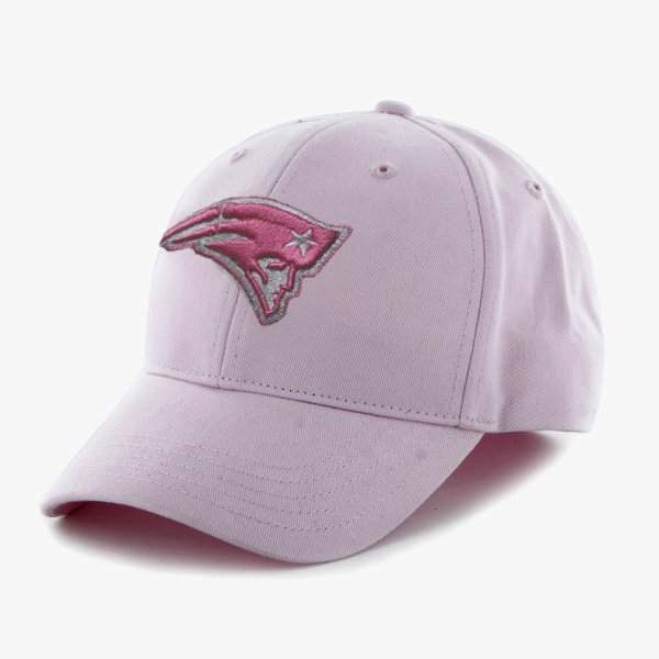 Girls '47 Brand Bright Eyes Cap-Pink