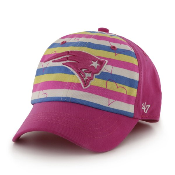 Girls '47 Brand Brite Clean Up Cap-Pink