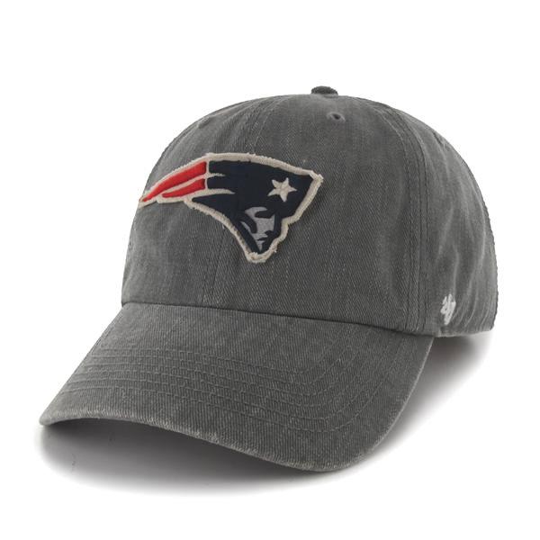 '47 Brand Hulett Cap-Dark Gray