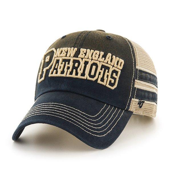 '47 Brand Huron Mesh Cap-Navy