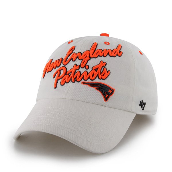 Ladies '47 Brand Deon Cap-Orange