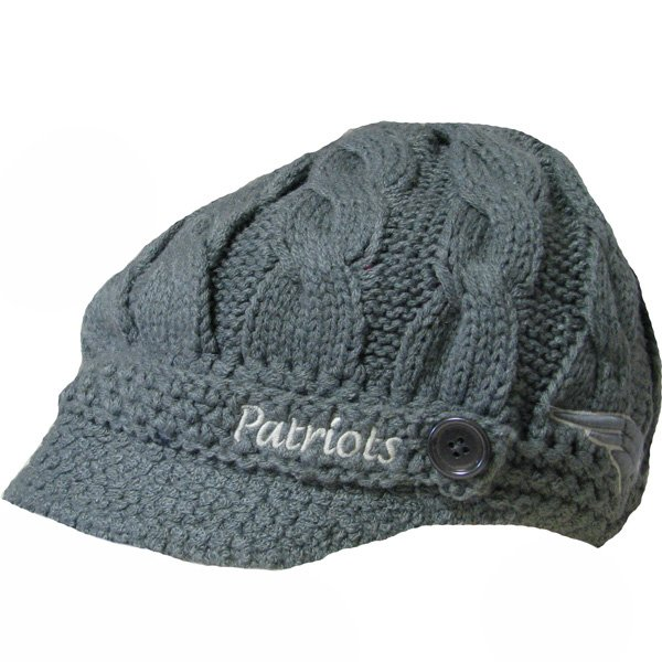 Ladies '47 Brand Sky Box Visor Knit