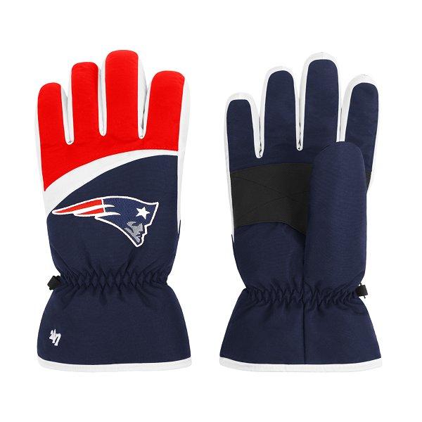 '47 Method Ski Gloves-Navy/Red