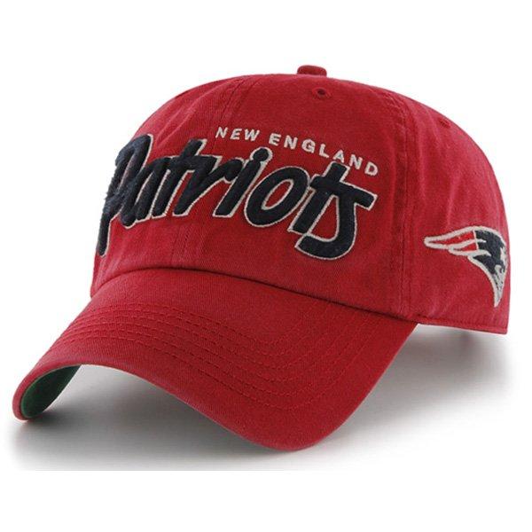 '47 Brand Modesto SnapBack Cap-Red