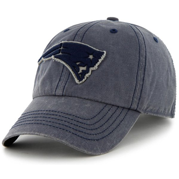 Patriots '47 Brand Palmetto Cap-Lake Blue