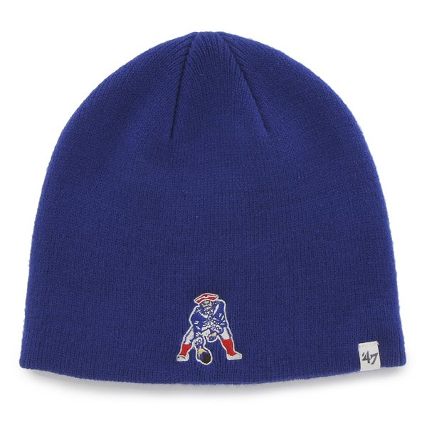 Throwback '47 Brand Beanie-Royal