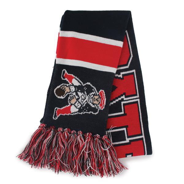 '47 Brand Throwback Breakaway Scarf-Navy