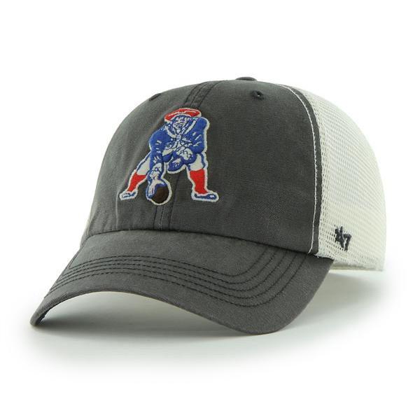 '47 Brand Caprock Canyon Mesh Cap-Charcoal OSFA