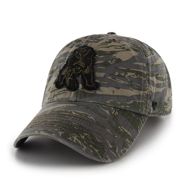Throwback '47 Brand Jungle Cat Cap-Camo