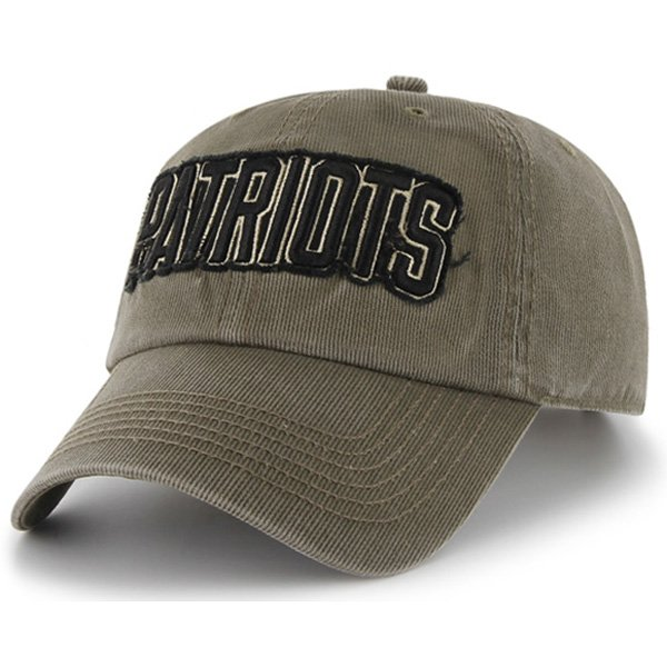 Throwback '47 Brand Mustang Cap-Sandalwood