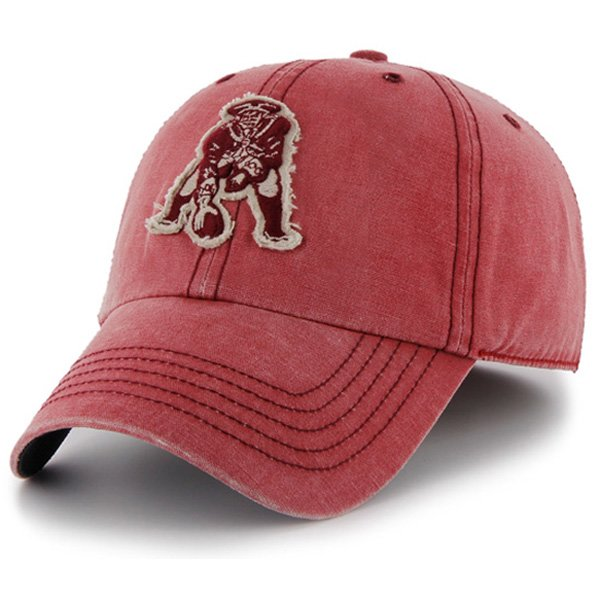 Throwback '47 Brand Palmetto Cap-Tuscan Red