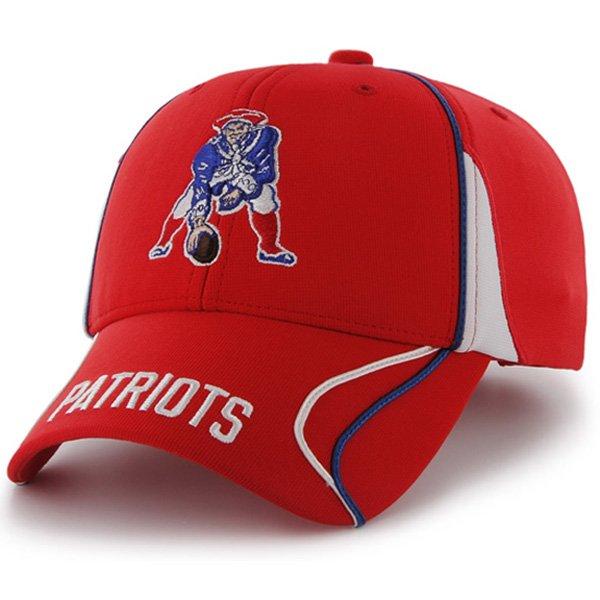 Throwback '47 Brand Vortex Cap-Red