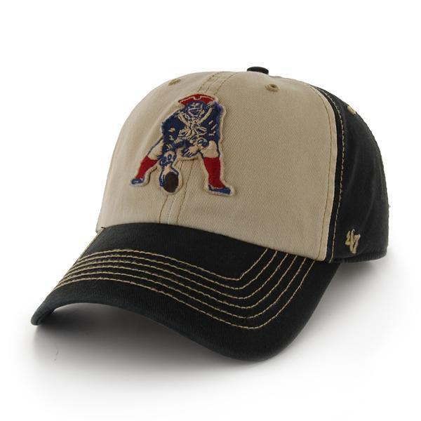Throwback '47 Brand Yosemite Cap-Black/Tan