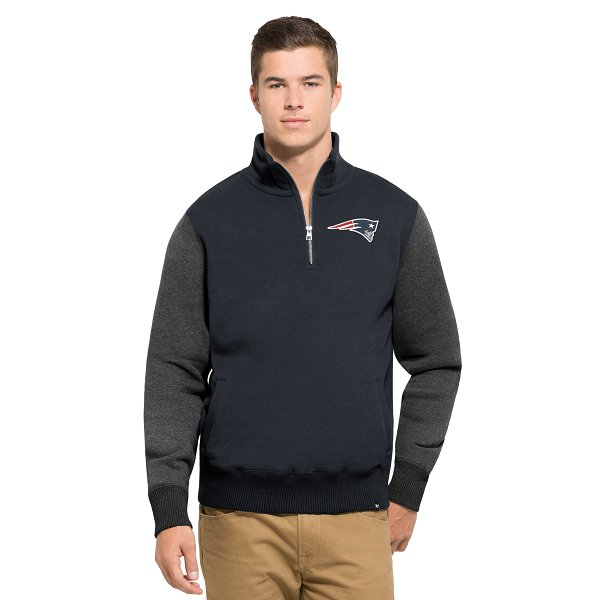 47 Triple Coverage 14 Zip Pullover
