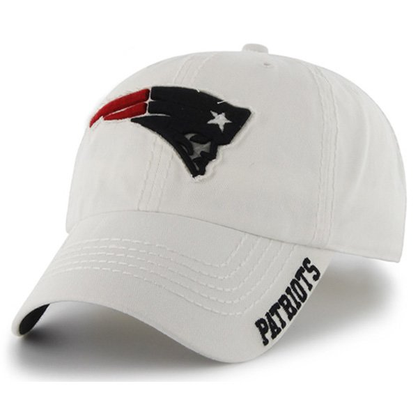 Patriots '47 Brand Winthrop Cap-White