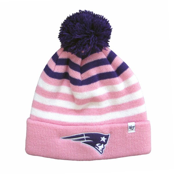 Youth '47 Brand Yipes Knit Hat-Pink