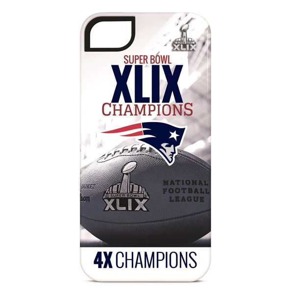 4 Time Super Bowl Champions iPhone 5 Skin Case