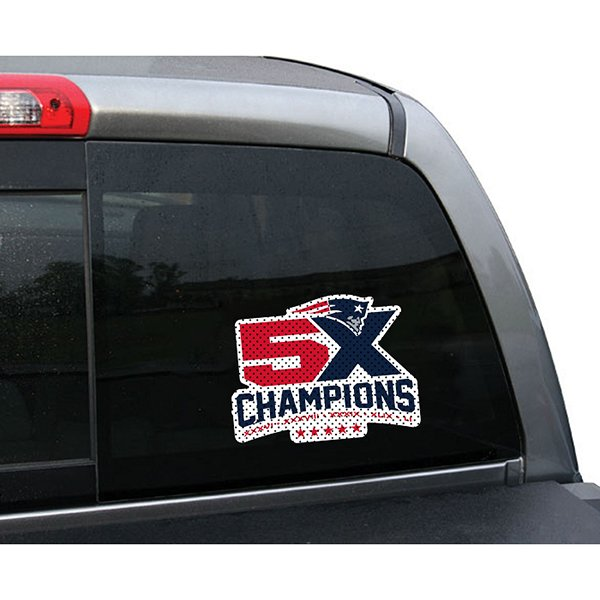 5X Champs Cut Window Film