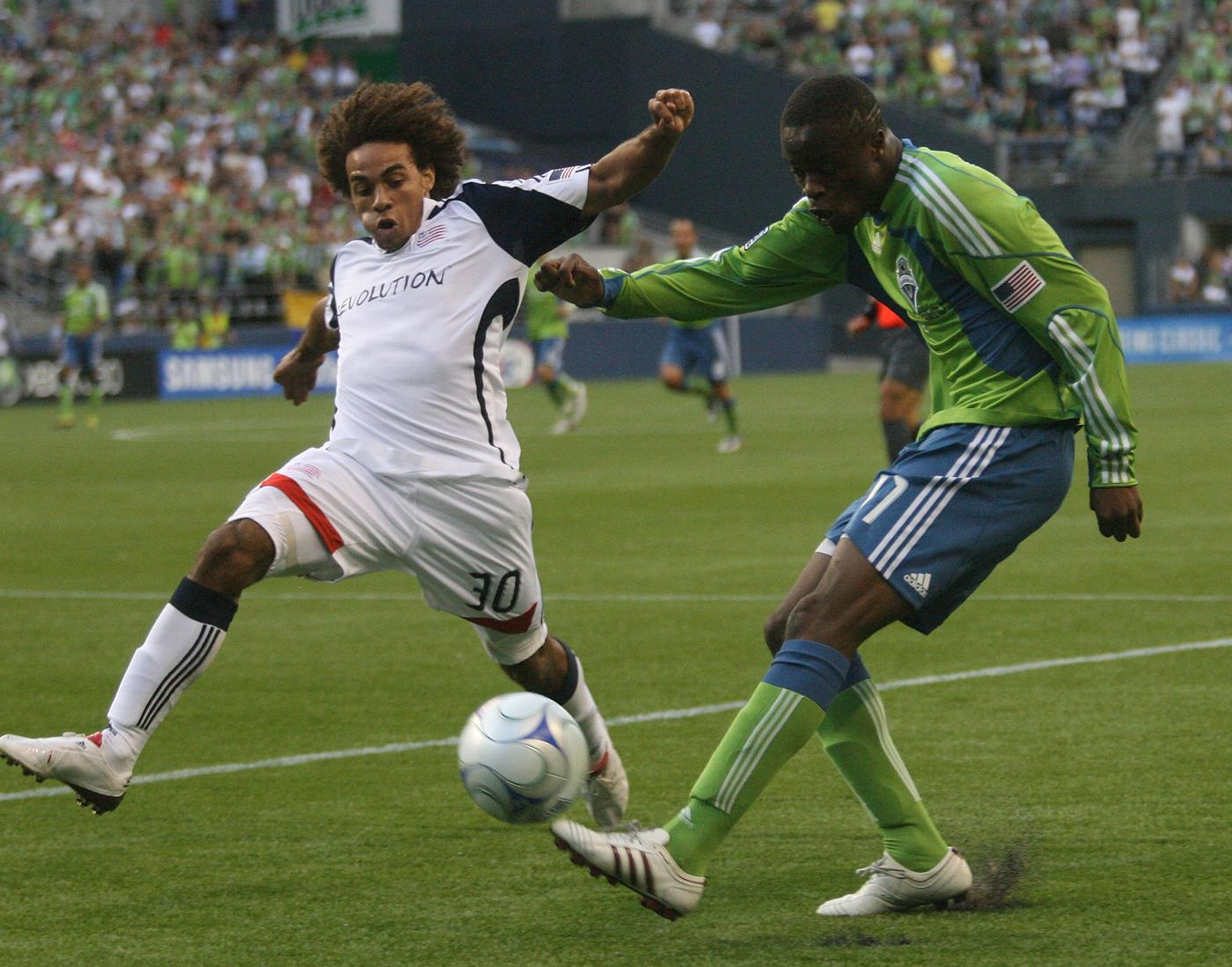 Sounders present last hurdle before break