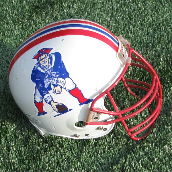 1992 Game Worn Throwback Helmet