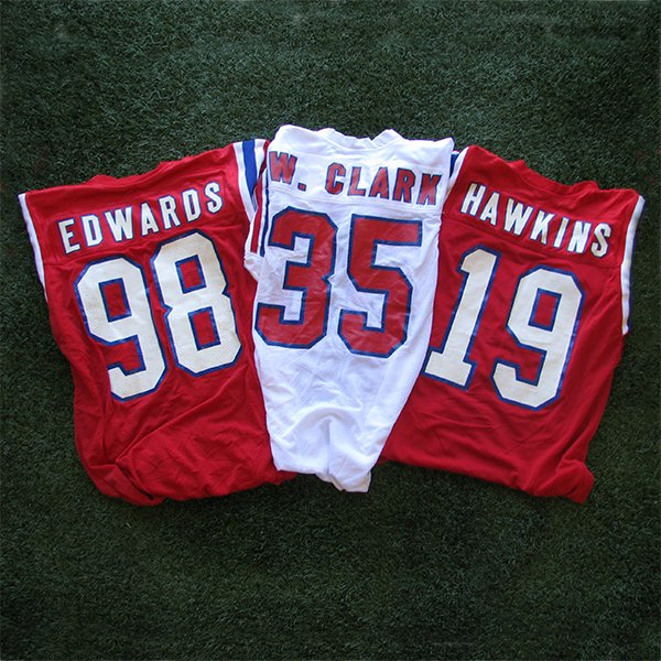 1992 Team Issued Game Jerseys