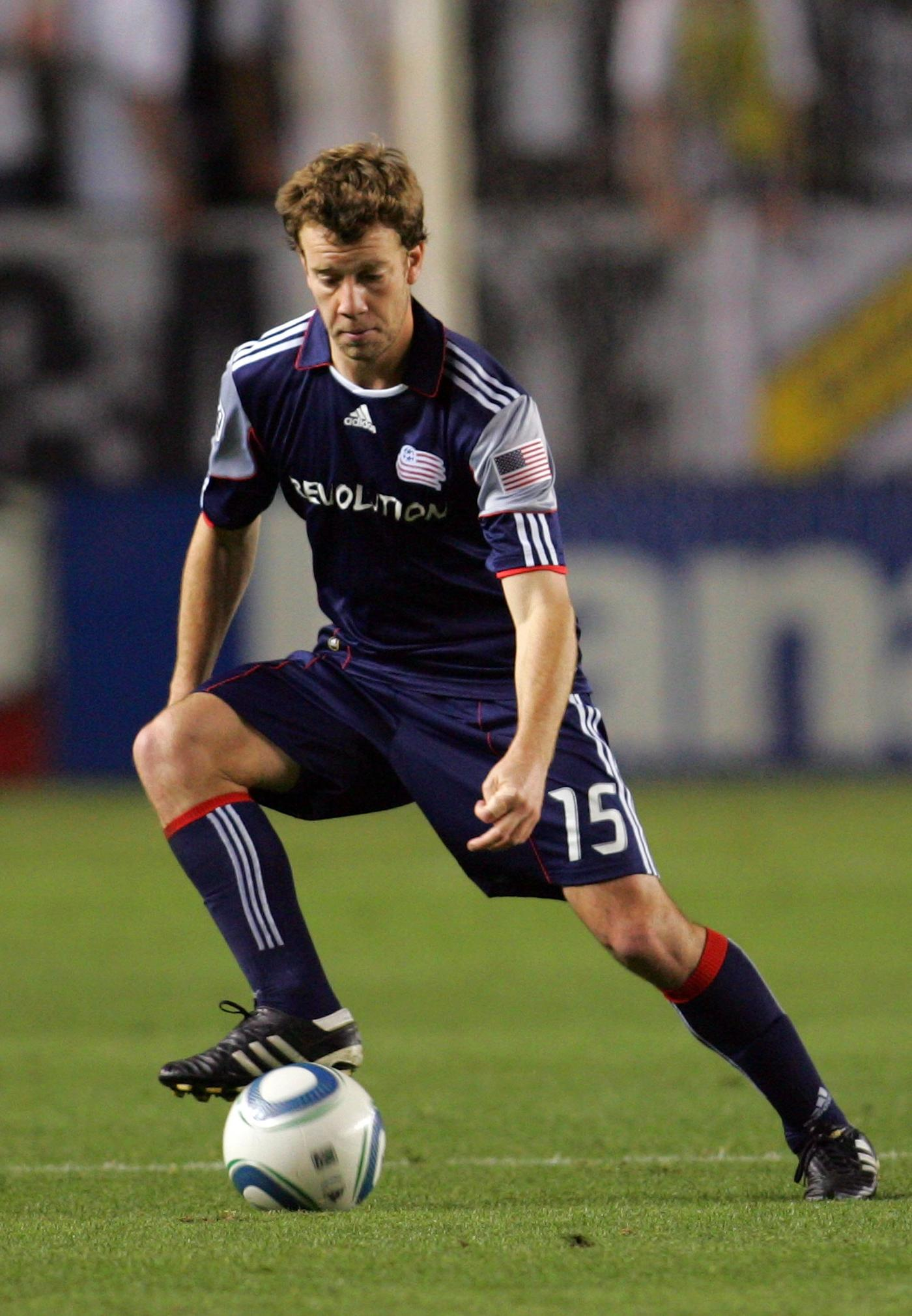 Zack Schilawski scored the Revolution's only goal in a 1-1 draw with FC Dallas on May 1