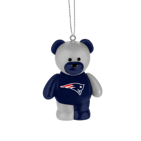 Patriots ABS Bear FE Ornament