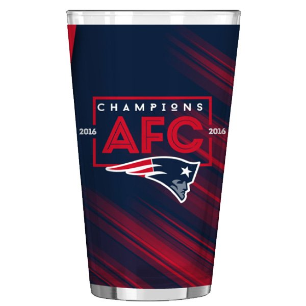 2016 AFC Champions 16oz Pint Glass