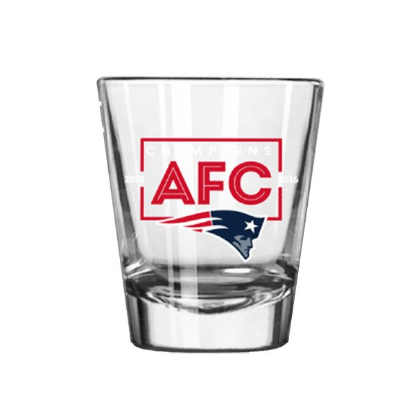 2016 AFC Champions 2oz Shot Glass