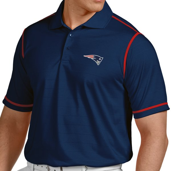 Patriots Icon Polo-Navy