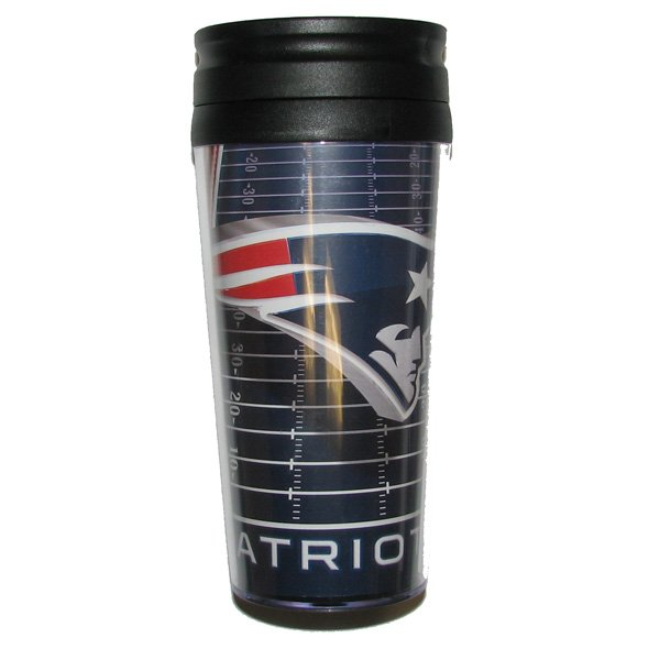 Patriots Acrylic Travel Mug