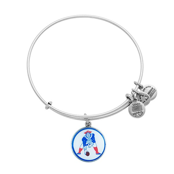 Alex and Ani Throwback Bangle-Rafaelian Silver Finish