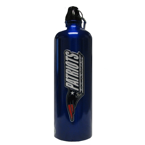 Aluminum Water Bottle-Navy