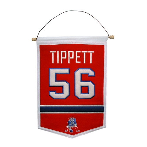 Andre Tippett Heritage Banner