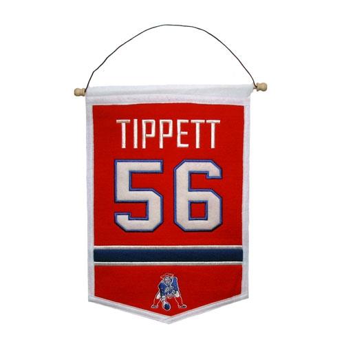 Andre Tippett Heritage Banner