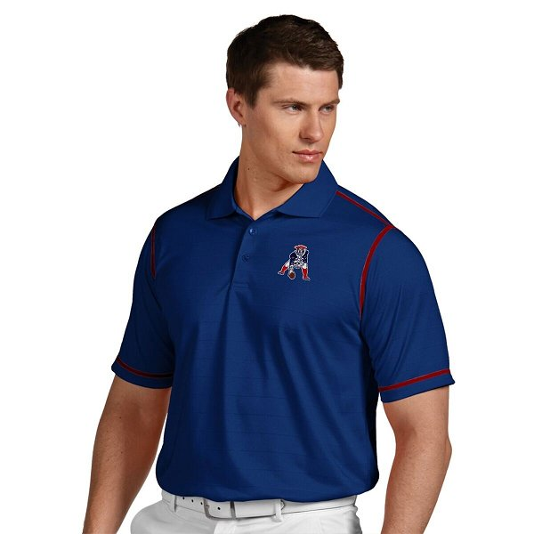 Antigua Throwback Icon Polo-Royal