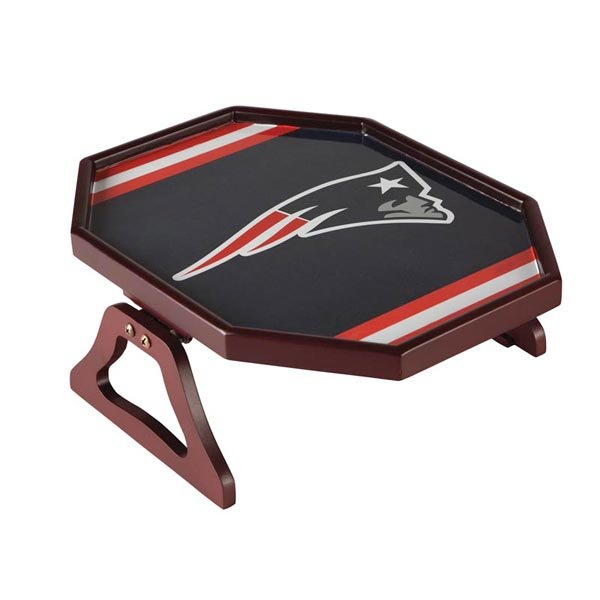 Patriots Armchair Quarterback Tray