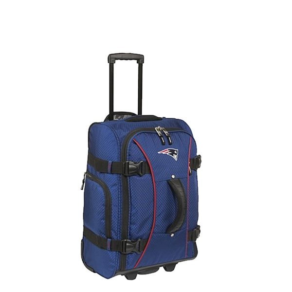 Patriots 22 Inch Hybrid Luggage
