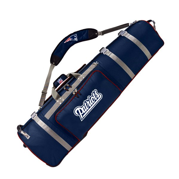 Patriots Wheeling Golf Travel Cover