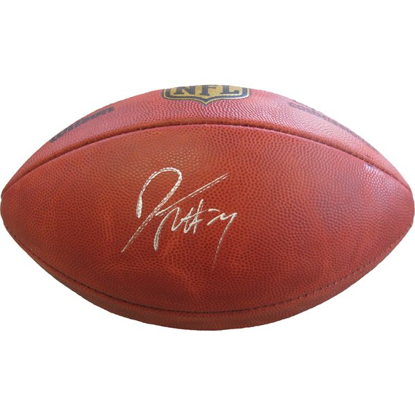 Autographed Darrelle Revis Duke Football