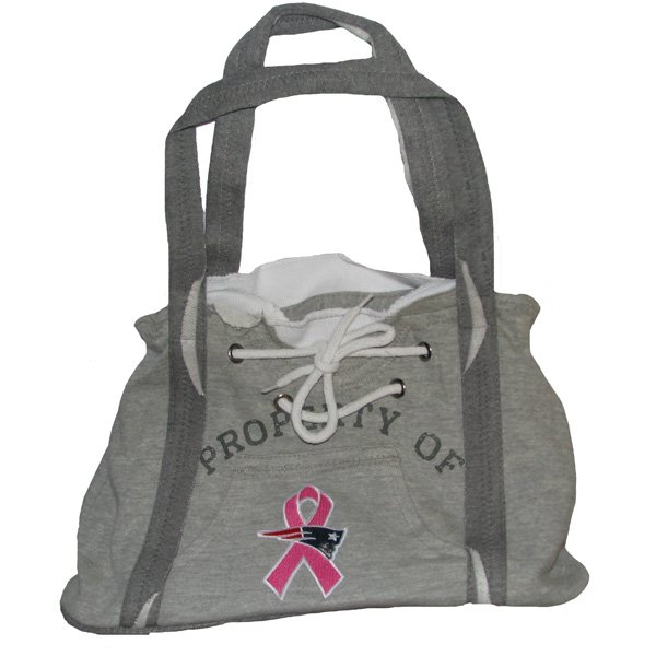 Ladies Patriots BCA  Hoodie Purse