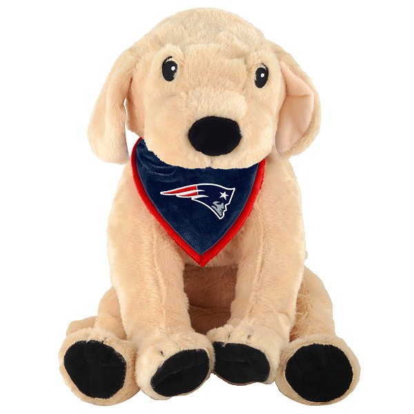 Patriots Bandana Puppy