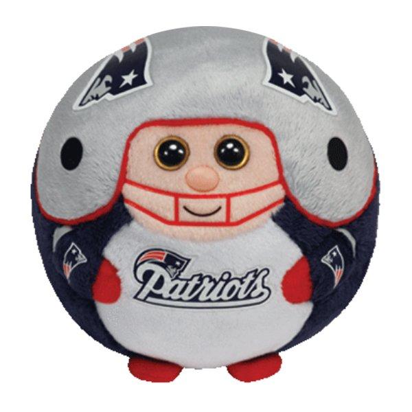 Patriots 13 Inch Beanie Balls