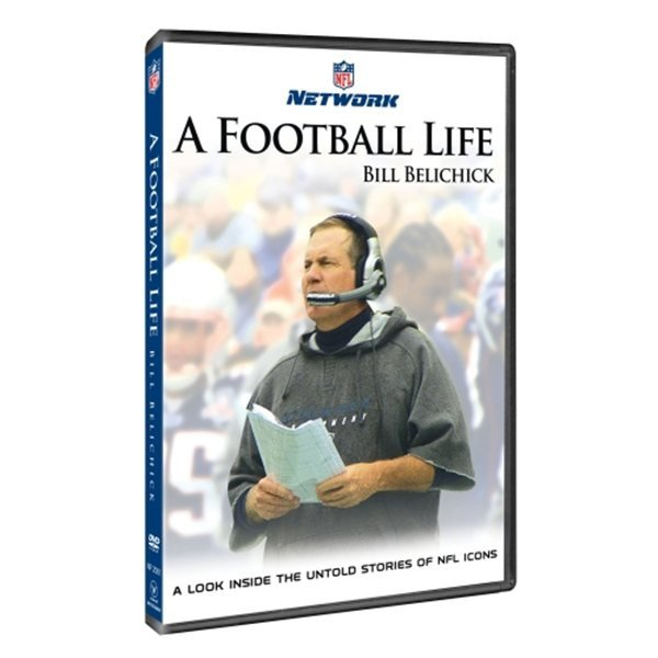 Bill Belichick: A Football Life DVD