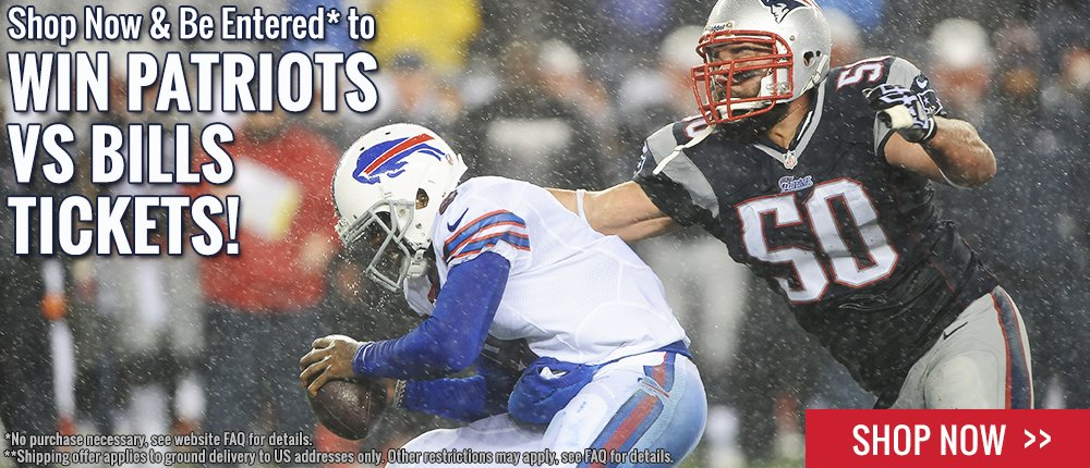 2014 Bills Tickets - Desktop Slide